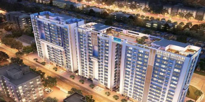 Buy luxury 2 bhk 3 bhk flats for sale in Ghatkopar Avenue Mumbai