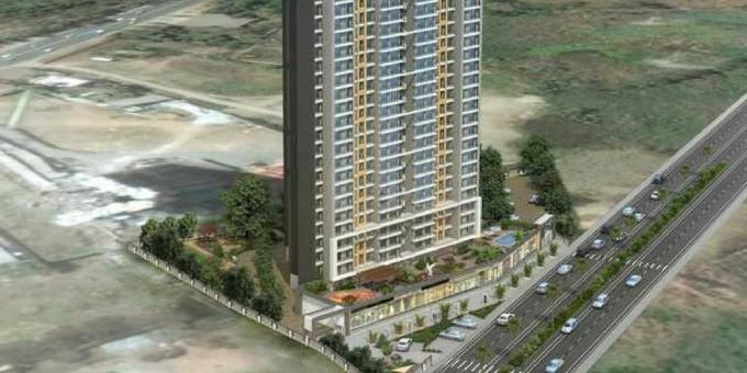 Buy Flats 1 bhk & 2 bhk At Shanti Luxuria Shilphata Dombivali