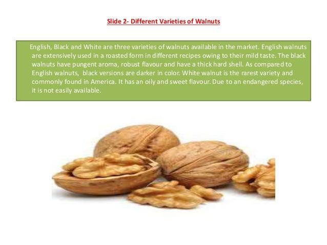 Buy Different Varieties of Walnuts Online in the UK