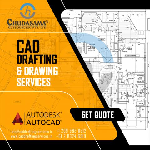 Architectural CAD Drafting and Drawing Services  – COPL