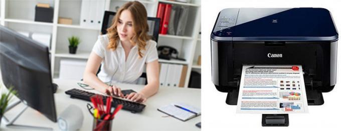 Fix the Canon Printer Error U043