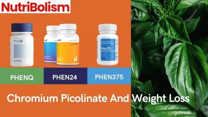 Chromium Picolinate  Does It Works For Weight Loss?