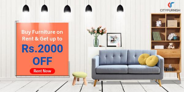 Get furniture on rent