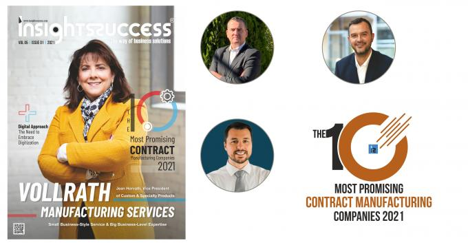 The 10 Most Promising Contract Manufacturing Companies 2021