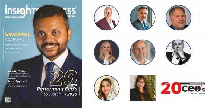 The 20 Best Performing CEOs to watch in 2020