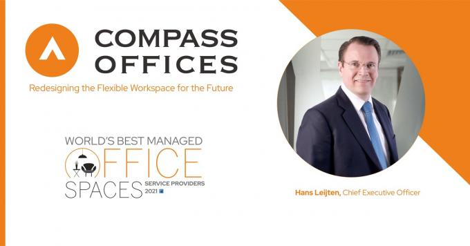 Compass Offices: Redesigning the Flexible Workspace for the Future