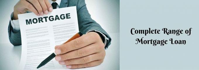 Complete Range of Mortgage Loan | DealsOfLoan
