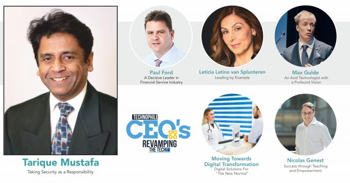 Technophile CEO's Revamping the Tech