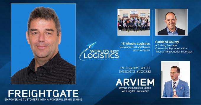 World's Best Logistics Tech Solution Providers   Business magazine