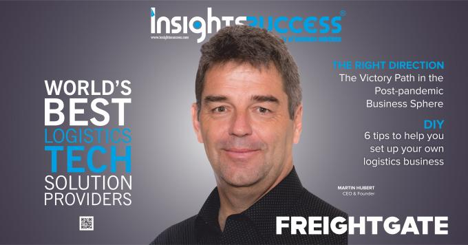 Freightgate: Empowering Customers With A Powerful BPMN Engine