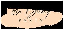 Oh Baby Party - dein Online Shop für die perfekte Baby Shower
