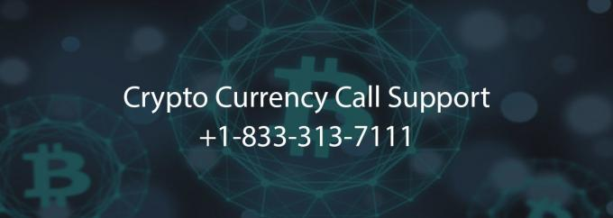 Bitcoin Customer Support Number +1-833-313-7111