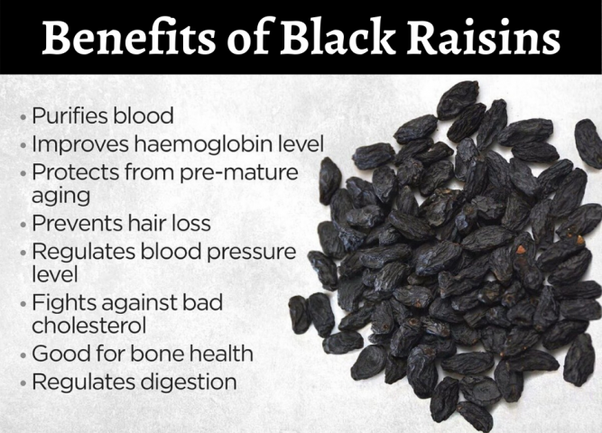 Better health: Are raisins good for you?