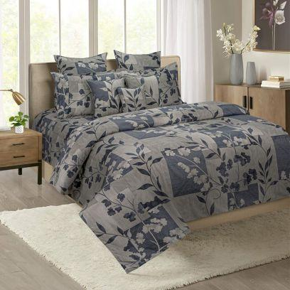 Buy Fitted Bed Sheets Online @ 55% OFF   Cotton Fitted Sheet   WoodenStreet