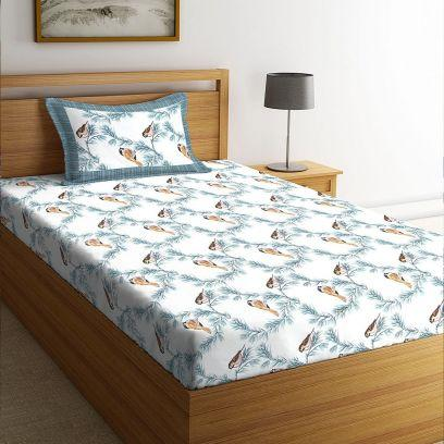 Buy Kids Bed Sheets Online @Upto 55% OFF   Bed Sheet for Kids   WoodenStreet