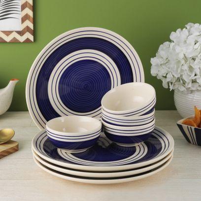 Dinnerware: Buy Dinnerware Sets Online in India at Best Prices   Woodenstreet