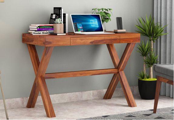 Office Desks: Buy Wooden Office Desk | Writing Desk | Small Desk Online