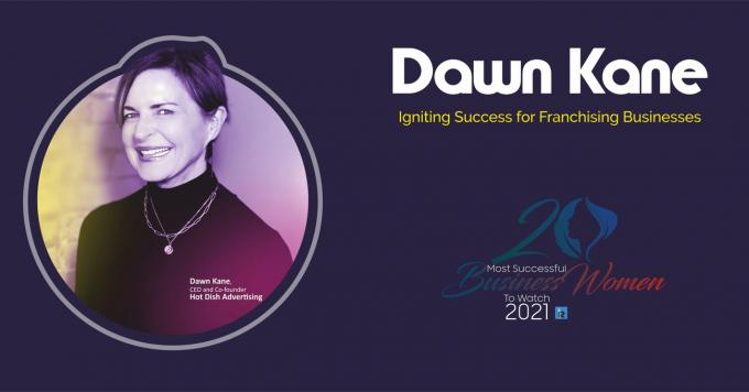 Dawn Kane: Igniting Success for Franchising Businesses