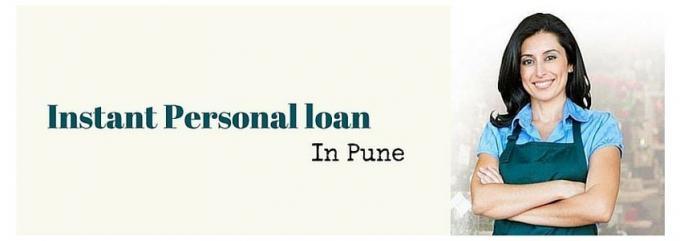 Instant Personal loan in Pune – DealsOfLoan