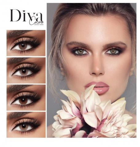 Diva Lenses UAE