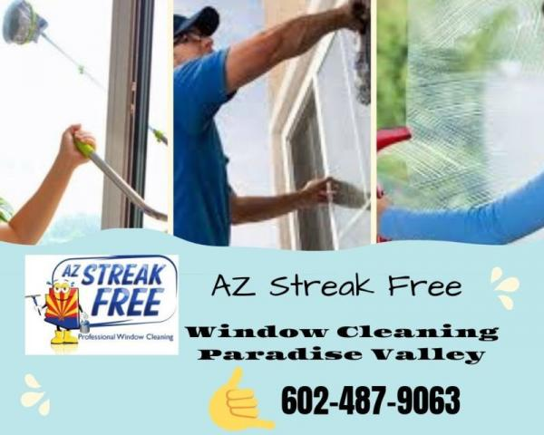 Window Cleaning Paradise Valley 1422193