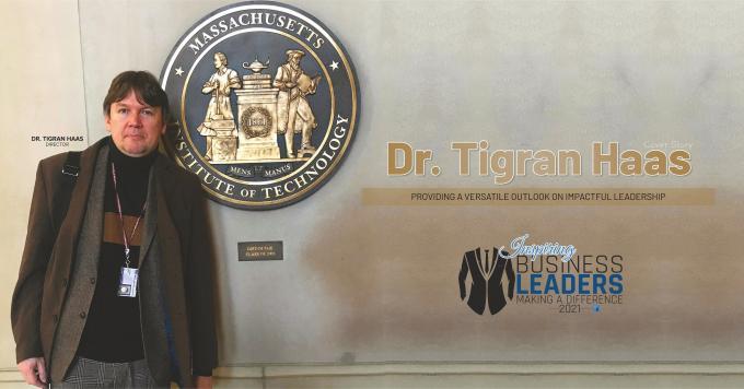Dr Tigran Haas: Providing A Versatile Outlook on Impactful Leadership