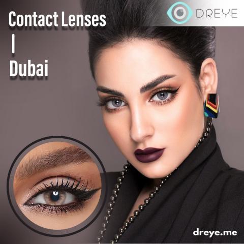Contact Lenses Dubai