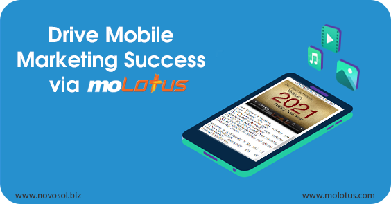 Drive Mobile Marketing Success in 2021 via moLotus