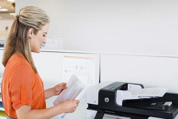 How to connect the hp printer setup to a wireless network?