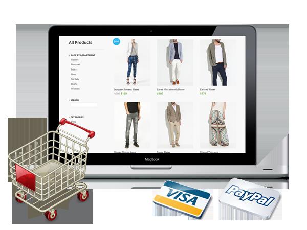 Best E-commerce website Design & Development Company in jaipur India