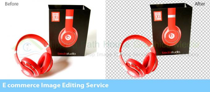 Clipping Path service and Ecommerce product image editing service provider