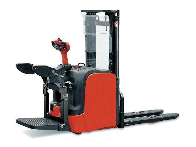 Electric Stacker Manufacturer - Linde Material Handling
