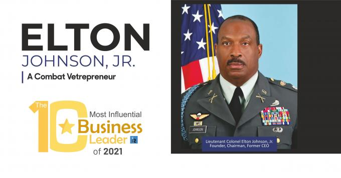 Elton Johnson, Jr.: A Combat Vetrepreneur