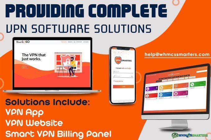 VPN Software Solution