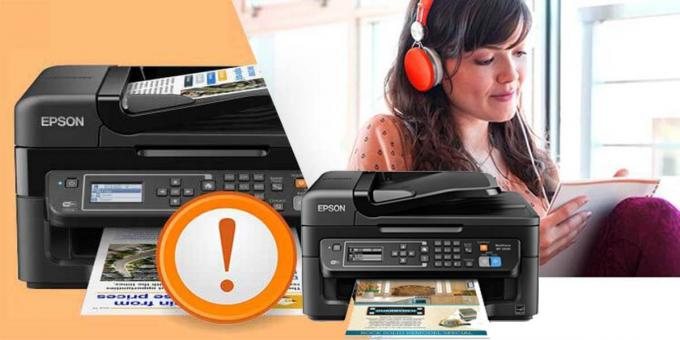 Fix: Epson Printer is not Connecting with Mac or iOS Devices Problem