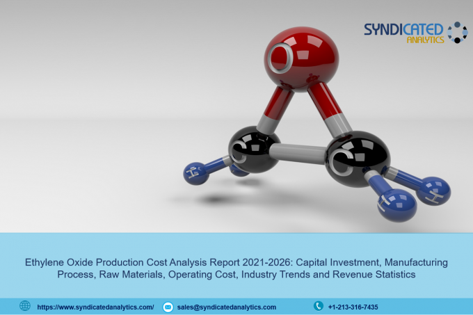 Ethylene Oxide Production Cost Analysis 2021: Price Trends, Manufacturing Process, Profit Margins, Raw Materials Costs, Land and Construction Costs – Syndicated Analytics – SoccerNurds