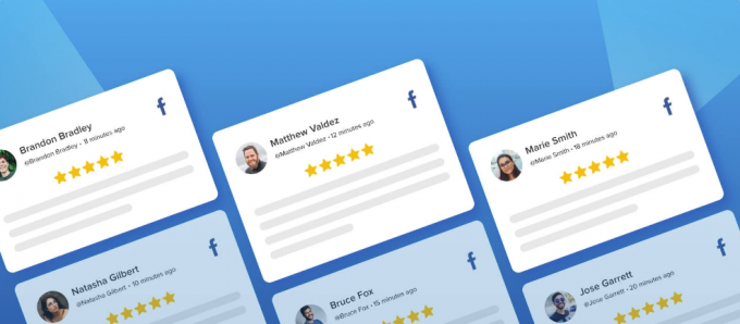 Facebook Reviews: Know How Reviews Increase Credibility | Article Xpress