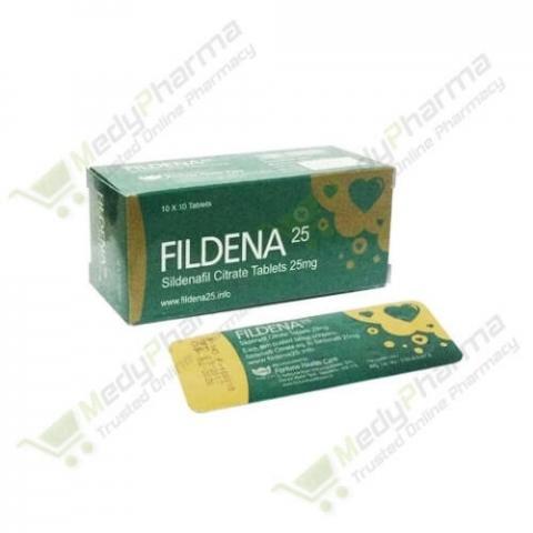 Buy Fildena 25mg Online, Fildena 25 Reviews , price ,    Medypharma