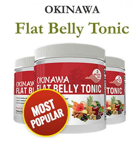 Okinawa Flat Belly Tonic Reviews {2021} Ingredients, $49/Bottle, Free Ship