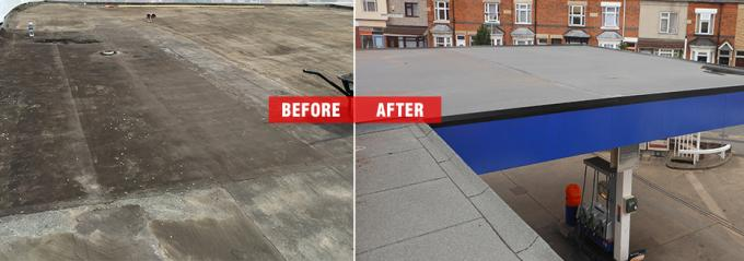 Proceed Step by Step to Replace Your Flat Roof Successfully in Joplin – Commercial Roofing Company