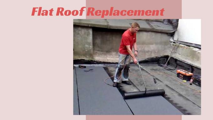 In Joplin, Flat Roof Replacement Becomes Easiest One