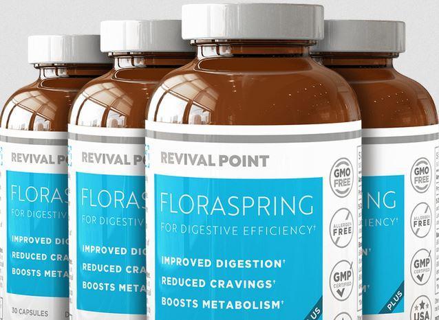 FloraSpring Probiotics Weight Loss