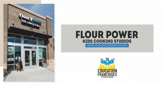 Flour Power Kids Cooking Studios: Where Health and Learning Conjoin