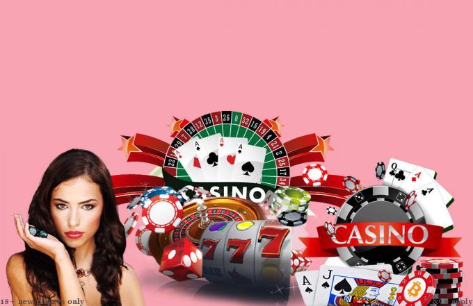 comfort of online casino with bonus offer in gambling