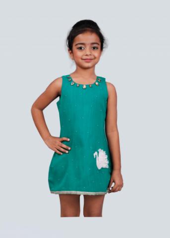 Buy Designer Frocks Online for Kids   BhagyasAttire