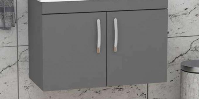 Select 2 drawer wall hung vanity unit and relish wonders