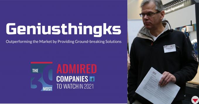 Geniusthingks: Outperforming the Market by Providing Ground-breaking Solutions