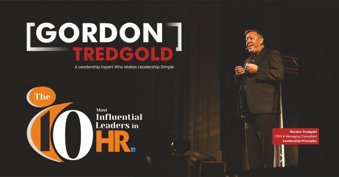 Gordon Tredgold   CEO and Managing Consultant   Leadership Principles