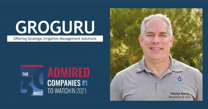 GroGuru: Offering Strategic Irrigation Management Solutions