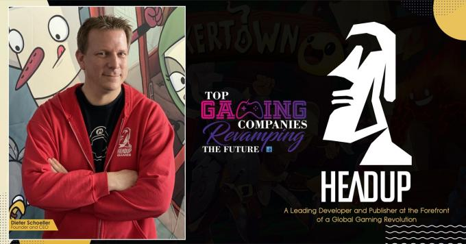 Headup: A Leading Developer and Publisher at the Forefront of a Global Gaming Revolution